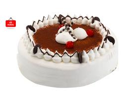 Torta Tres Leches Wong Mediana 16 Porciones