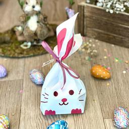 Bolsita Conejo Mini Huevos