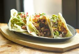 Tacos De Bondiola o Láminas de Bife + Gaseosa
