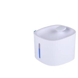 Petrust Bebedero Fuente de Agua Para Mascotas Con Filtro Doble
