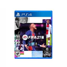 PlayStation Videojuego Ps4 Fifa 2021
