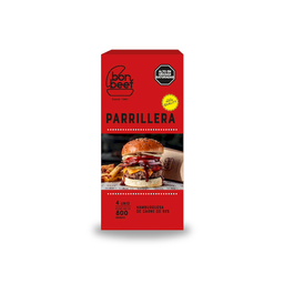 Bon Beef Hamburguesa Parrillera