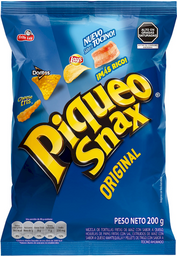 Piqueo Snack Snax