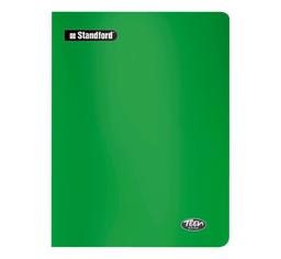 Standford Cuaderno Teen Book Rayas Verde