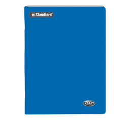 Standford Cuaderno Teen Book Rayas Azulino