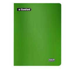 Standford Cuaderno Junior Book M/R Rayado Verde