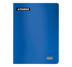 Standford Cuaderno Junior Book M/R Rayado Azulino