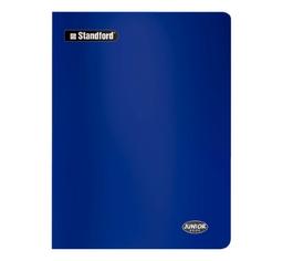 Standford Cuaderno Junior Book M/R Rayado Azul