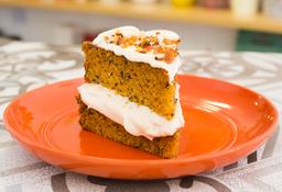 Carrot Cake con Creamcheese