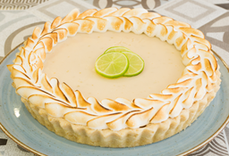 Pie de limón Grande