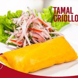 2x1 Tamal Criollo