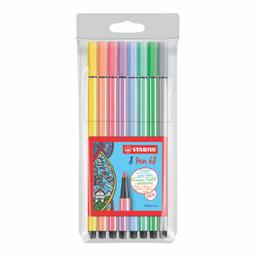 Stabilo Rotulador Pen 68 Est Pastel
