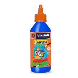 Vinifan Tempera Azul 250 mL