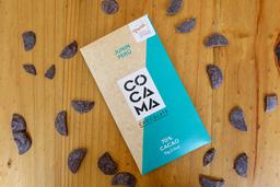 Barra De Chocolate Junin Al 70 %