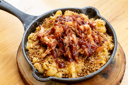 Mac and Cheese Pulled Pork