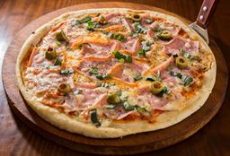 ¡La Segunda Pizza Grande a S/15.00!