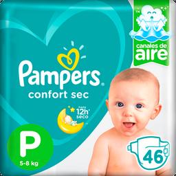 Pampers Pañales Confort Sec