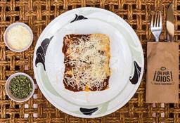 Lasagna Mixta