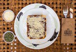 Lasagna La Rojita