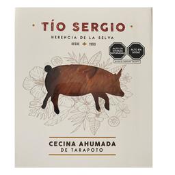 Tio Sergio Cecina Ahumada