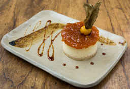 Cheesecake Aguaymanto