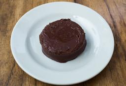 Alfajor de Avellanas Cubierto en Chocolate