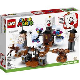 Lego Set de Expansión: Rey Boo y el Jardín Encantado