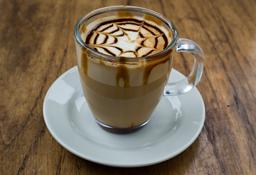 Latte de Algarrobina