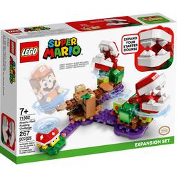 Lego Set de Expansión Desafío Desconcertante de Plantas Piraña