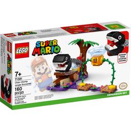 Lego Set de Expansión Batalla en la Selva Contra Chomp Cadenas