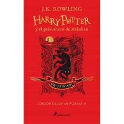 Harry Potter y el Prisionero de Azkaban 20 Aniversario Gryffindo