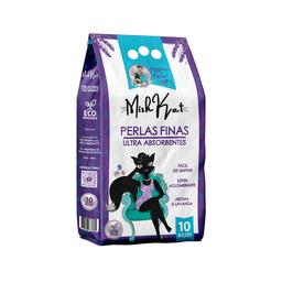 Mish Kat Alimento Para Gato Perlas Finas Absorbentes 10 Kg