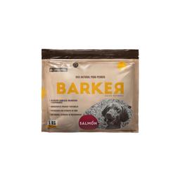 Barker Alimento Para Perro Mix Natural de Salmón 1 Kg