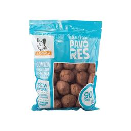 Rambala Alimento Para Perro Receta Res y Pavo 800 g