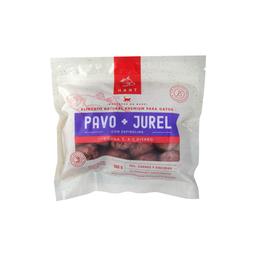 Hant Alimento Para Gato Receta Pavo y Jurel 500 g