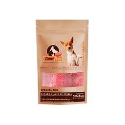Carnipets Alimento Para Perro Special Mix Barf Hamburguesa 1 Kg