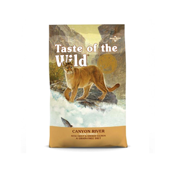 Taste of The Wild Alimento Para Gato Canyon River Adulto 2 Kg