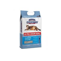 América Litter Arena Para Gato Ultra Odor Seal Bentonita 15 Kg