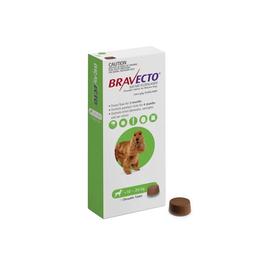 Bravecto Antipulgas Masticable Para Perro de 10-20 Kg 1 Tableta