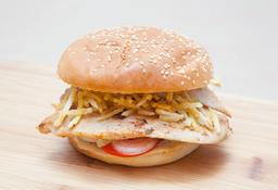 Sándwich Filete de Pollo
