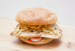 Sándwich Filete de Pollo Regular