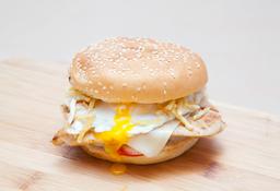 Sándwich Filete de Pollo Royal
