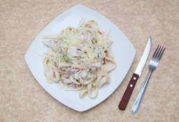 Chicken Carbonada Pasta