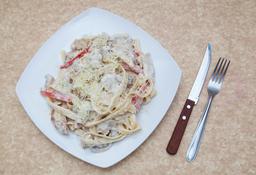 Chicken Strogonoff Pasta