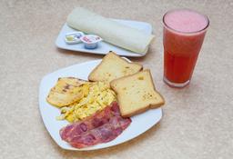 Desayuno Texano