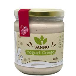 Sanno Yogurt Griego -Frutos Del Bosque Con Stevia