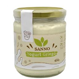 Sanno Yogurt Griego Natural Con Stevia