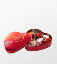 Lindt Mini Hearts x 5 bombones