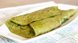 Omelette Verde + Bebida
