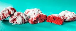 Red Velvet Cookies MEGA